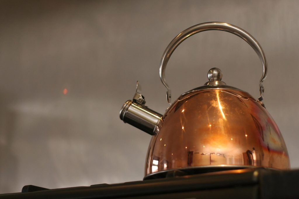 is this copper kettle the Best Kettle For Hard Water?