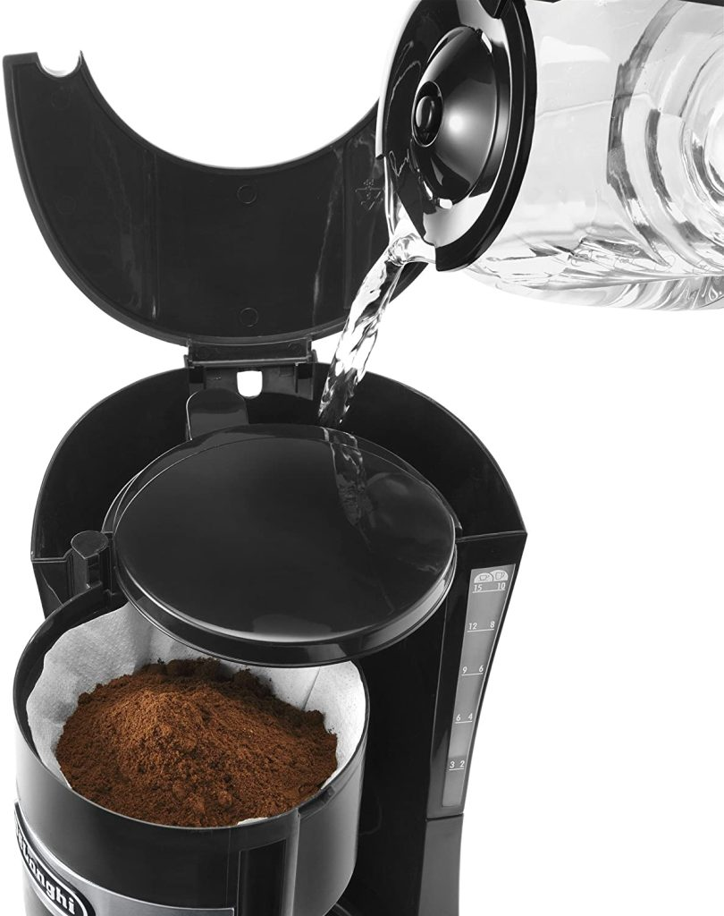 De'Longhi Filter Coffee Machine Review
