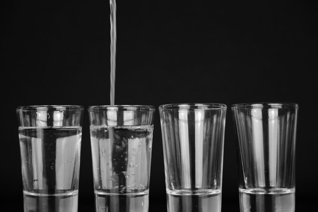 water filtration improves taste and smell