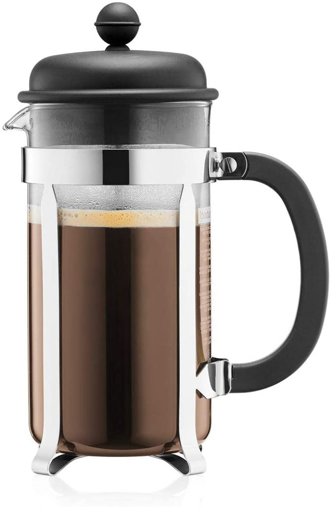 How To Make Coffee In A Cafetiere