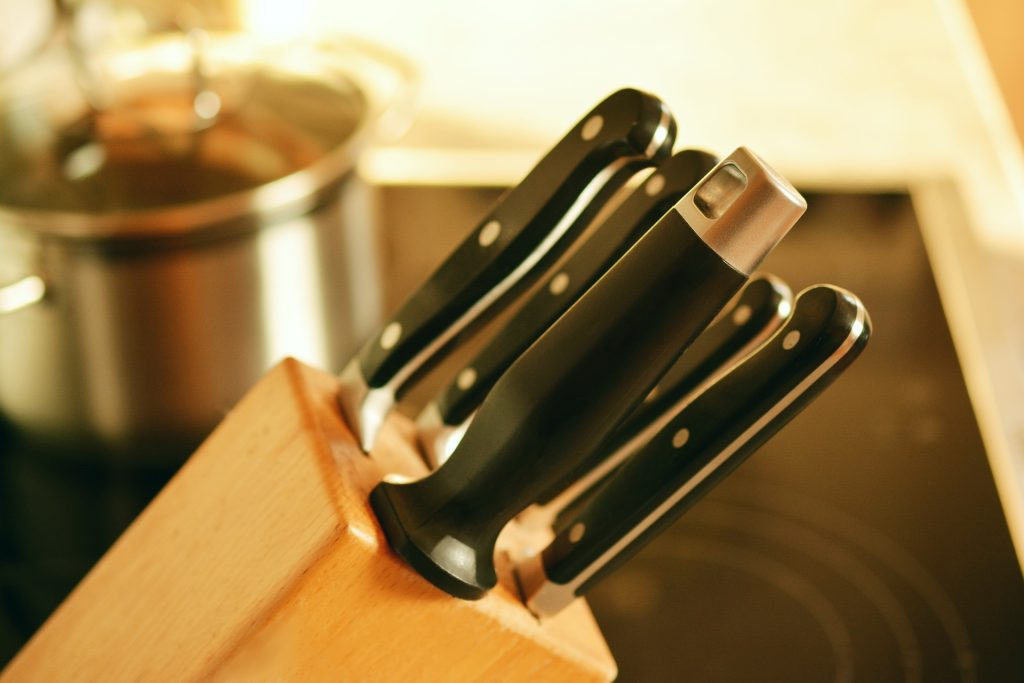 3 essential knives