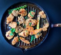 Is Using A Grill Pan Healthier (Than A Frying Pan)?