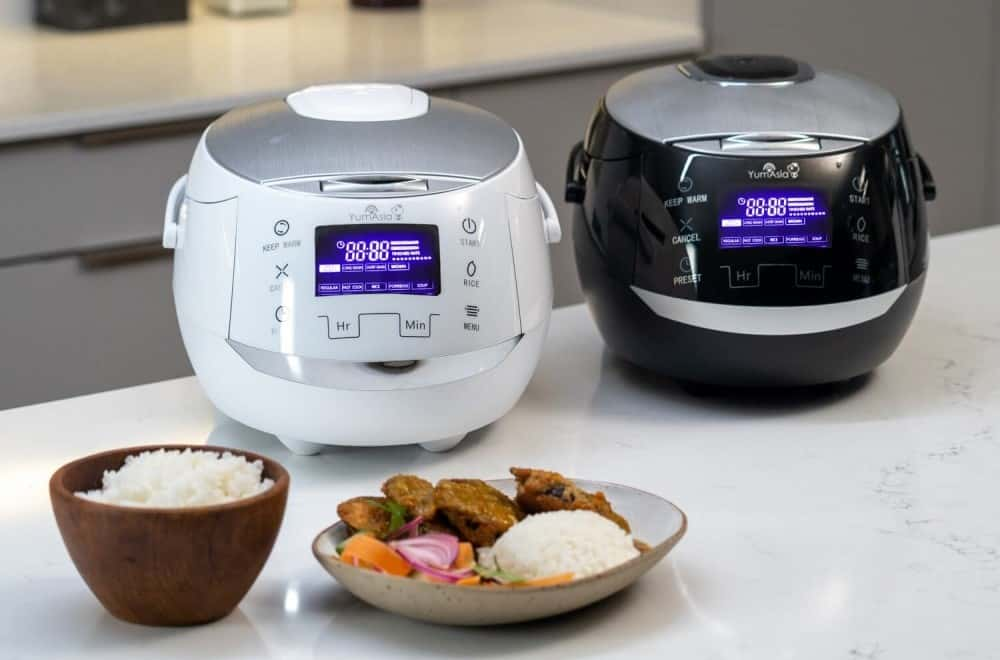 Yum Asia Rice Cooker Review