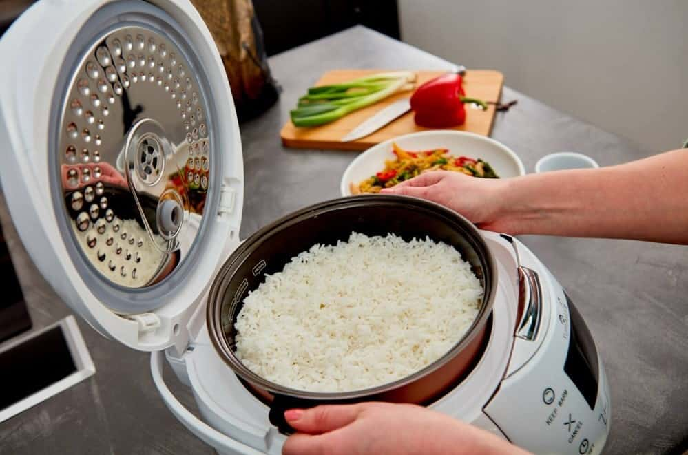 Making perfect rice with this Yum Asia Rice Cooker Review