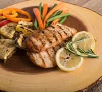 How To Cook Griddle Pan Chicken