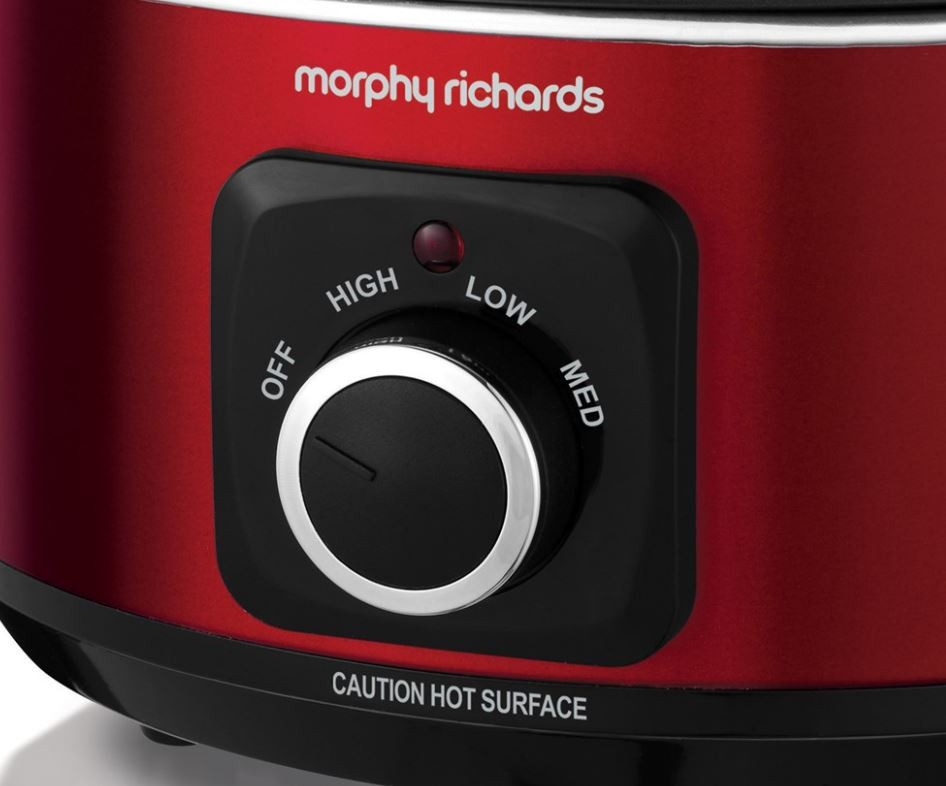 morphy richards slow cooker review