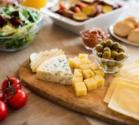 Types Of Cheese Used In UK Cooking