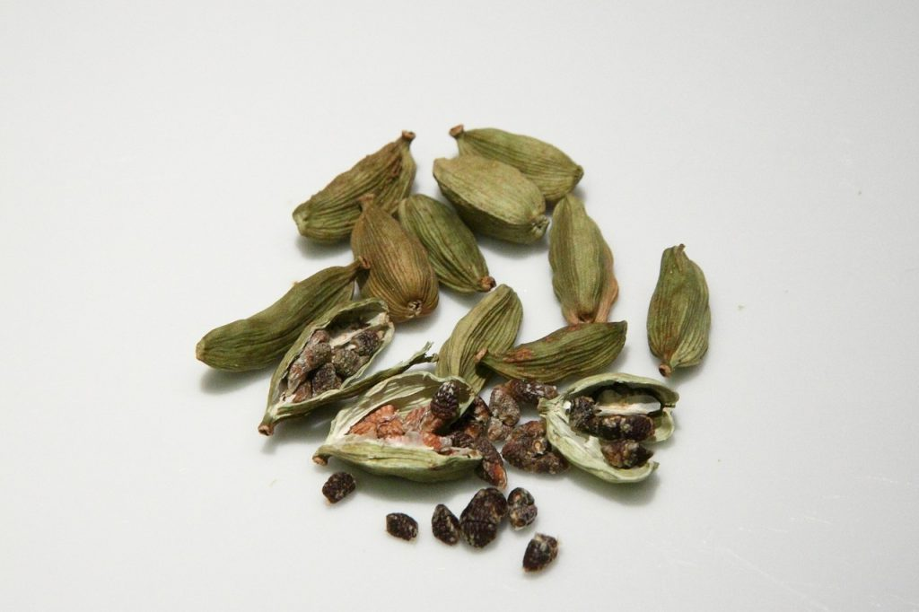cardamom, number 3  on our list of spices