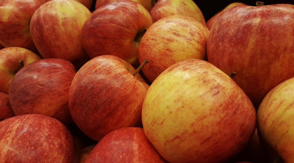 types of apples; gala