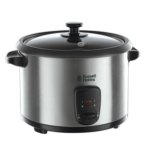 russell hobbs rice cooker review