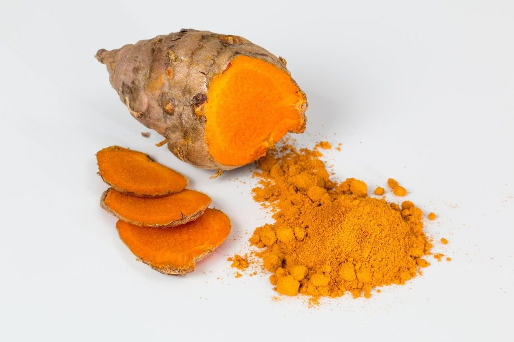 turmeric, number 9 on our list of spices