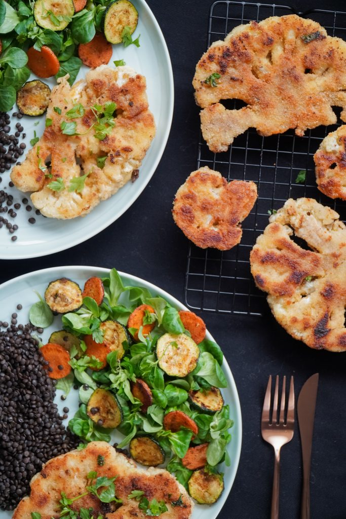 meal ideas for fussy eaters: cauliflower