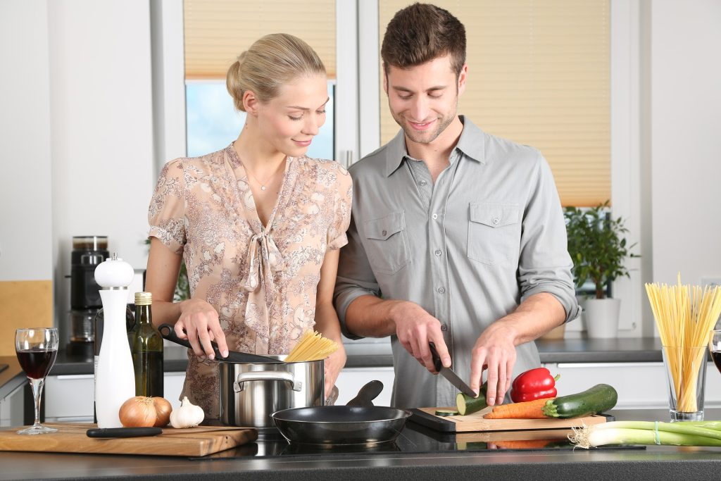 gas vs induction cooking
