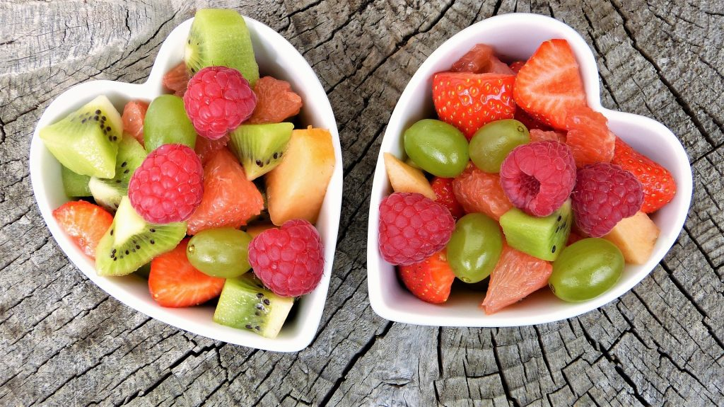 some fruit can be used in the low fodmap diet