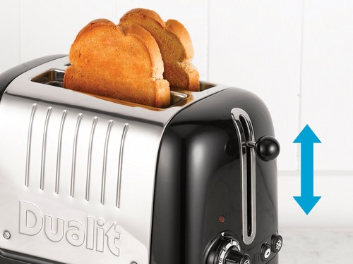 Dualit 2 slice toaster review