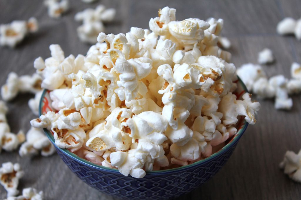 what can you cook in a saucepan? popcorn