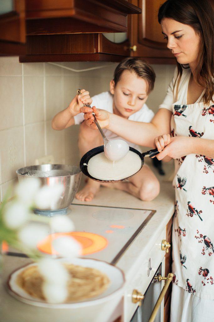 pot and pans